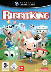 Ribbit King for GameCube