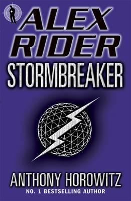 Stormbreaker by Anthony Horowitz image