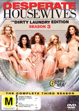 Desperate Housewives - The Complete 3rd Season (6 Disc Set) DVD