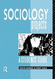 Sociology Projects by David Barrat image