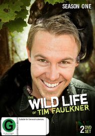 The Wild Life Of Tim Faulkner - Season 1 on DVD