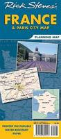 Rick Steves' France and Paris City Map by Rick Steves