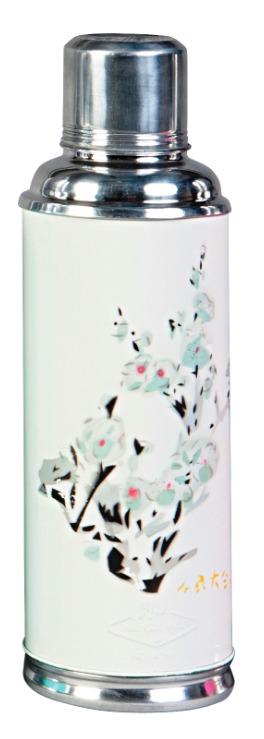 Kitsch Kitchen: 1.2L Thermos flask - White