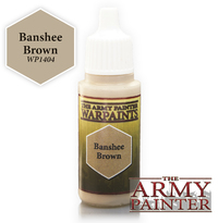 Banshee Brown Warpaint