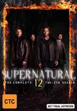 Supernatural - Season 12 on DVD