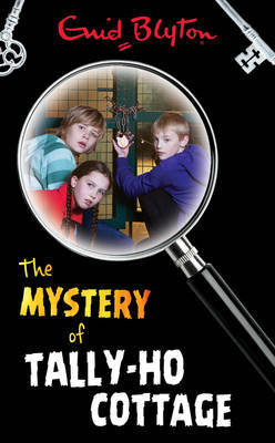 Mystery of Tally-Ho Cottage by Enid Blyton image