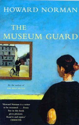 The Museum Guard by Howard Norman image