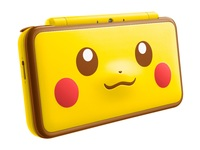 New Nintendo 2DS XL - Pikachu Edition for Nintendo 3DS image