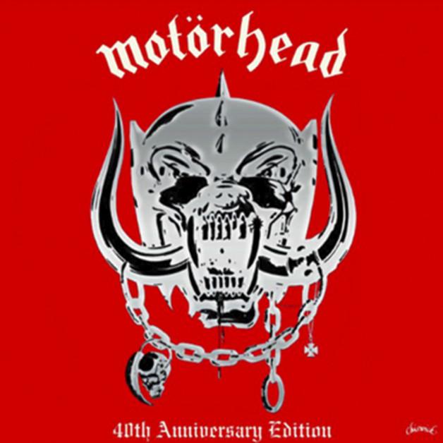 Motorhead: 40th Anniversary Edition by Motorhead