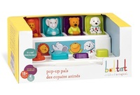 Battat: Pop-up Pals - Cause & Effect Learning Toy