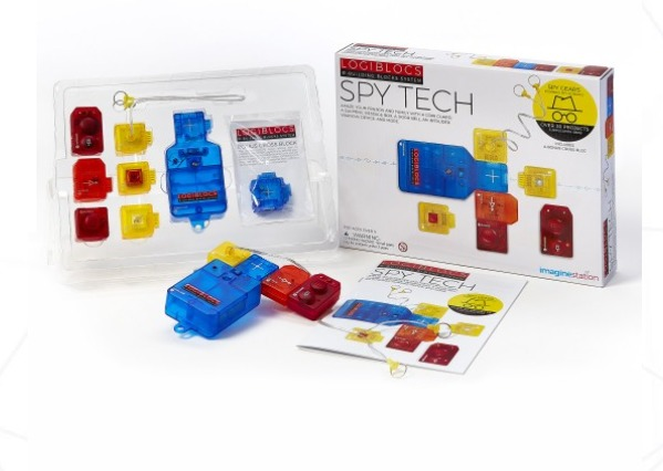 Logiblocs: Spy Tech - Electronics Kit image