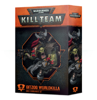 Warhammer 40,000: Kill Team Commander: Gitzog Wurldkilla