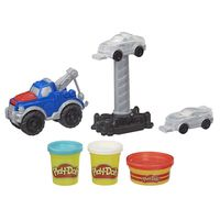 Play-Doh Wheels: Tow Truck
