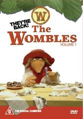 Wombles, The -  Vol. 1 on DVD