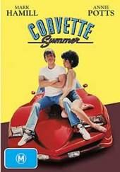 Corvette Summer on DVD