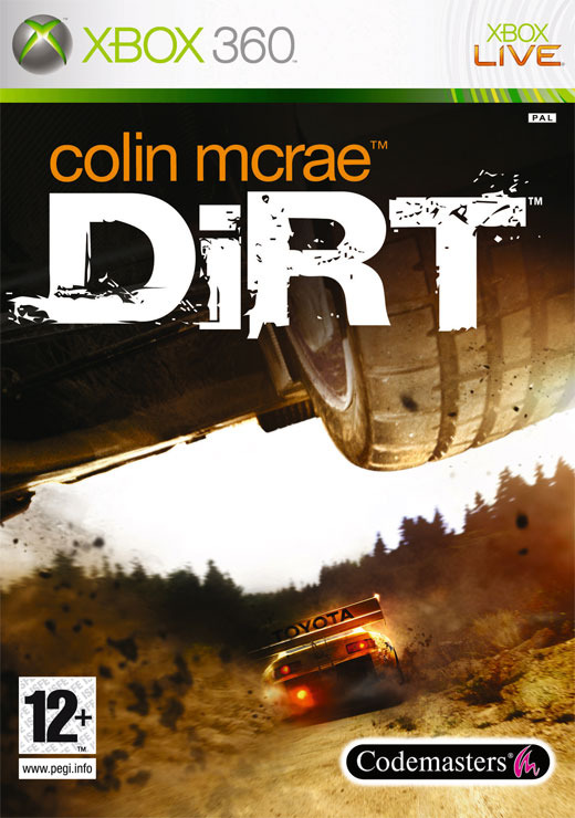 Colin McRae: DIRT (Classics) for Xbox 360