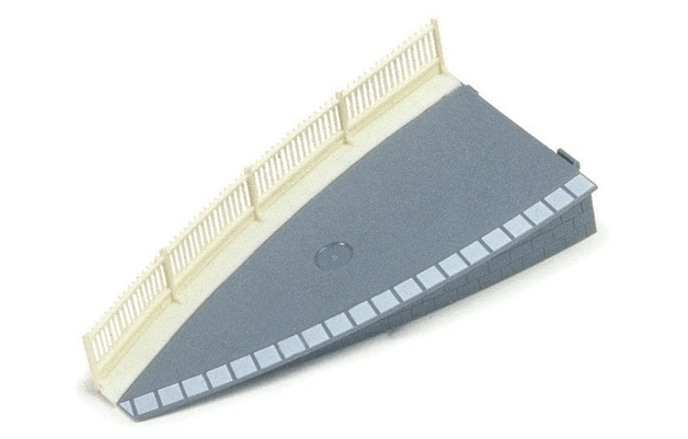 Platform Ramp Section (Plastic) - 00 Gauge