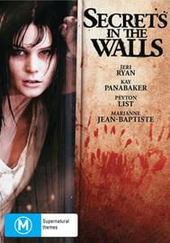 Secrets in the Walls on DVD