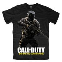 Call of Duty Infinite Warfare T-Shirt (Large)