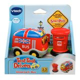 Toot Toot Drivers: Union Jack Bus