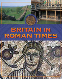 Britain In Roman Times by Tim Locke image