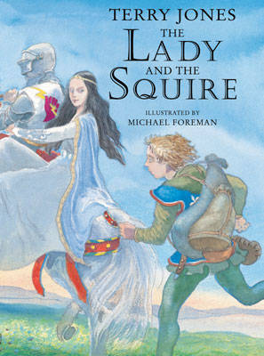 The Lady and the Squire by Terry Jones image