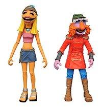 Muppets: Floyd Pepper & Janice - Action Figure Set