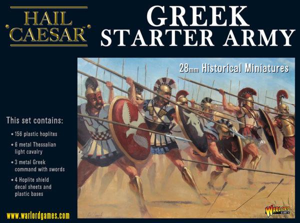 Hail Caesar: Greek Army