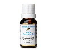 Dolphin Clinic Essential Oils - Peppermint (10ml)