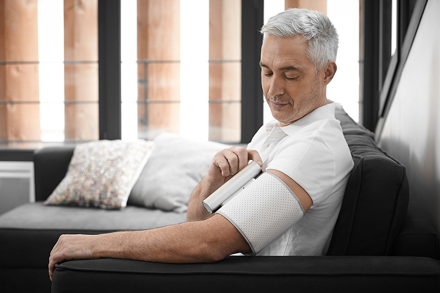 Nokia BPM Compact Wireless Blood Pressure Monitor image