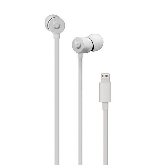 Beats: urBeats3 Earphones with Lightning Connector - Satin Silver