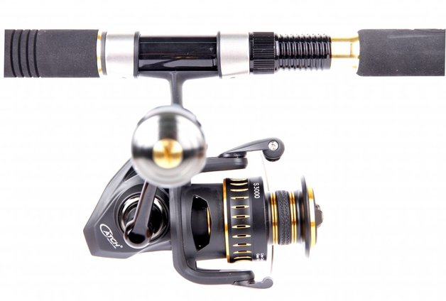 Catch Pro Series 150g Spin Jig Rod with S3000 Spin Reel Combo