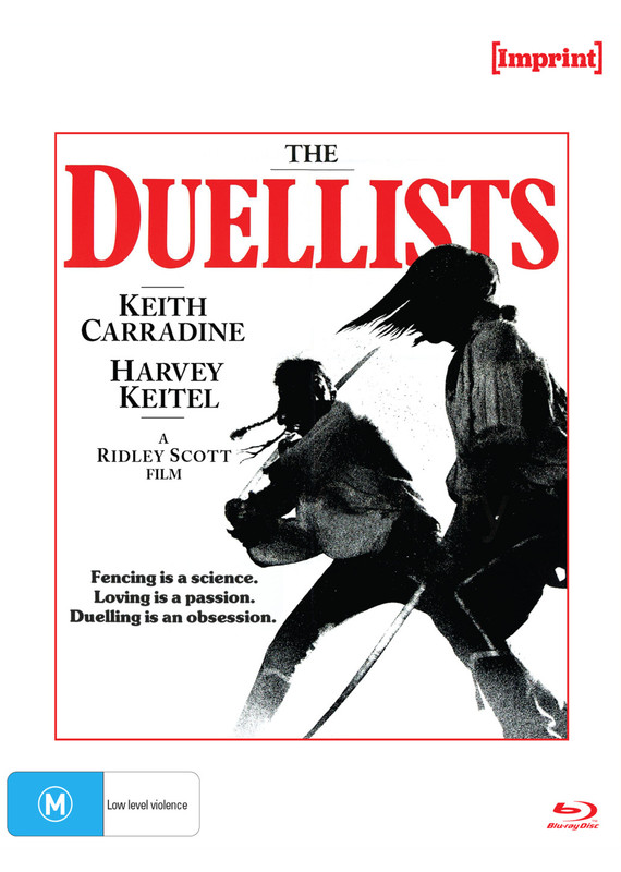 The Duellists (Special Edition) on Blu-ray