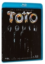 Toto Live In Amsterdam on Blu-ray