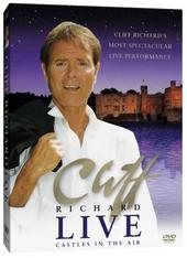 Cliff Richard - Live -Castles In The Air on DVD