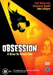 Obsession on DVD