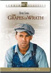 The Grapes Of Wrath on DVD