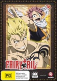 Fairy Tail - Collection 4 on DVD