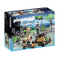 Playmobil: Wolf Knights with Catapult (6041)