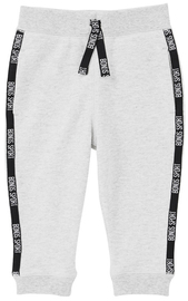Bonds Cool Sweats Trackies - New Gray Marle (6-12 Months)