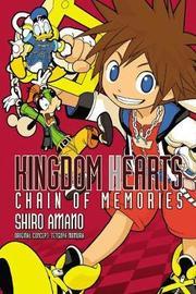 Kingdom Hearts: Chain Of Memories by Shiro Amano