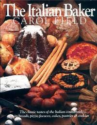 The Italian Baker by Carol Field image