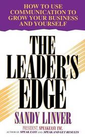 The Leader's Edge by Sandy Linver image