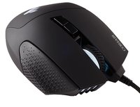 Corsair SCIMITAR PRO RGB MMO/MOBA Gaming Mouse - Black for PC Games image