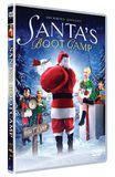 Santa's Bootcamp on DVD