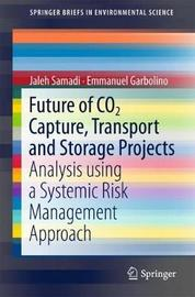 Future of CO2 Capture, Transport and Storage Projects by Jaleh Samadi