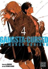 Gangsta: Cursed., Vol. 4 by Kohske