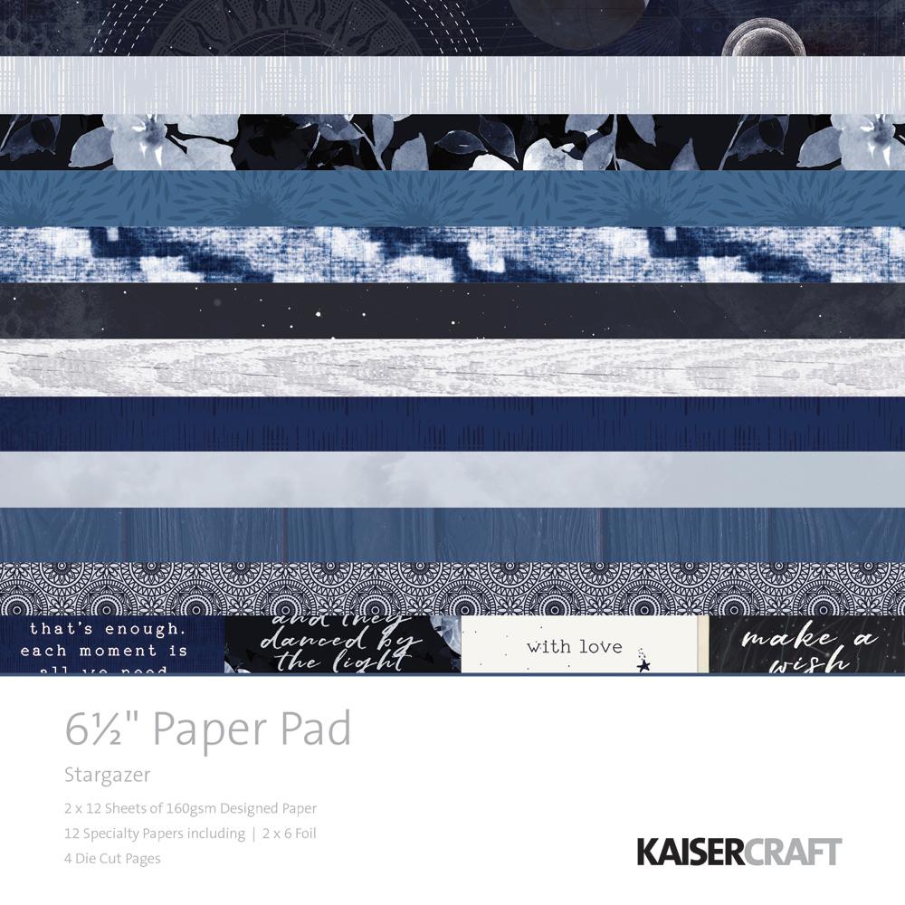 "Kaisercraft: 6.5"" Paper Pack - Stargazer image"
