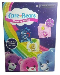 Care Bears - Memory Match