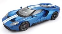 Maisto: 1:18 Die-Cast Vehicle - 2017 Ford GT
